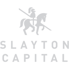 Slayton Capital was founded in 2001 by the Honorable Gregory W. Slayton